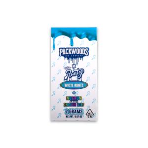Buy packwoods x white runtz(hybrid) blunt online