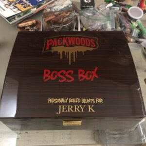 Buy Packwoods Boss Box - Packwoods rolling loud box